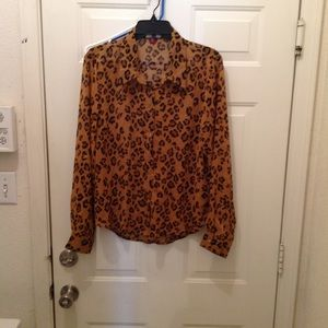 Lady's blouse size XL by LEI